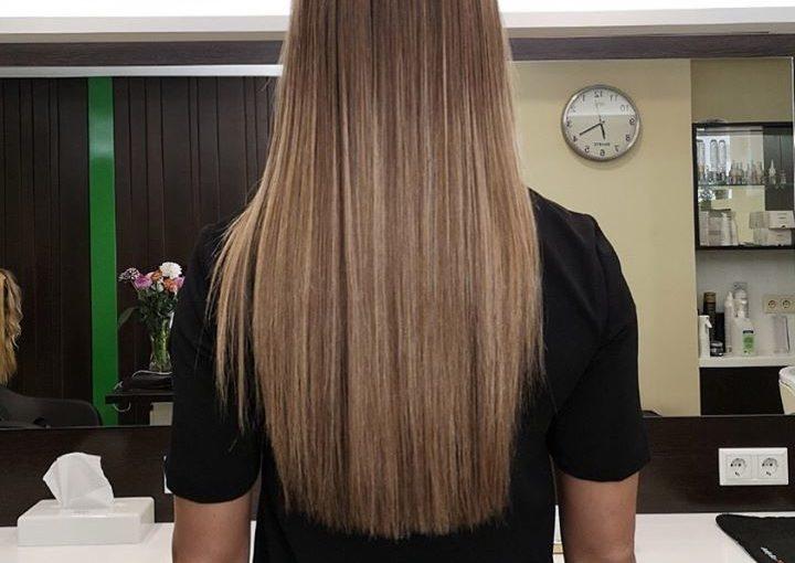 Абсолютне щастя для волосся від Lebel, стрижка та об'ємна укладка для Юлії Шум в...